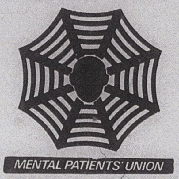 Mental Patients' Union logo