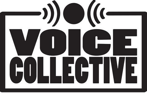 Voice Collective logo.