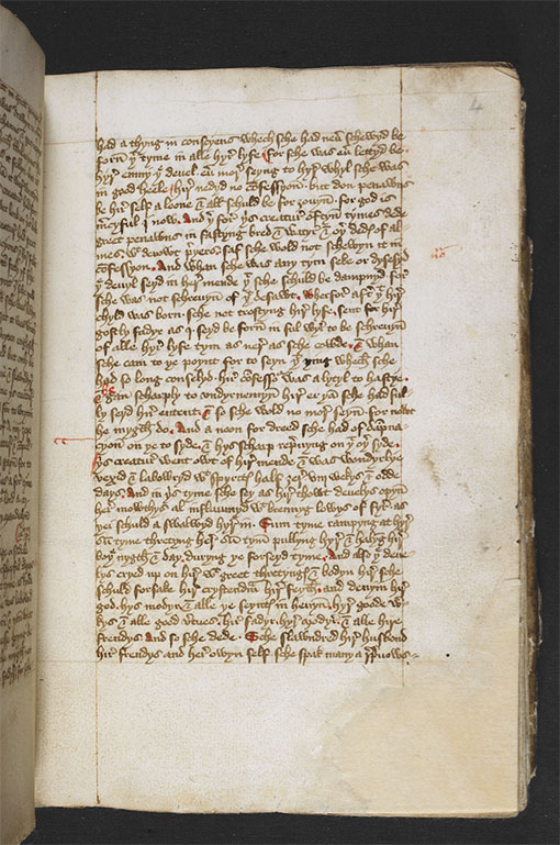 The Book of Margery Kempe.